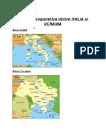 Analiza Comparativa Dintre ITALIA Si UCRAINA