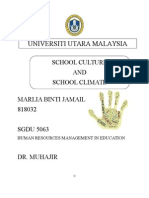 School Culture n Climate