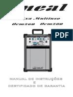 Oneal Manual - caixa multiuso