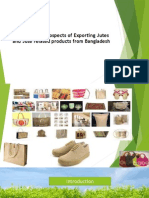 Problems and Prospects of Exporting Jute From Bangladesh
