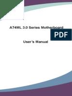 A74ML 3.0 Series-Mamual-En-V1.1