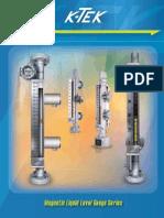 Magnetic Liquid Level Gauge Brochure