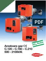 Arzator CUENOD C120