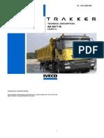 Iveco Trakker AD260T38 Tipper SA
