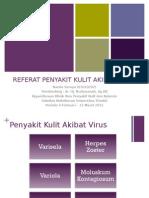 Referat Kulit Virus