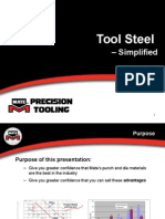Tool steels simplified