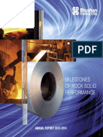 Bpsl Annual Report 2014