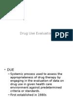Phar5 Drug Use Evaluation