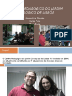 Centro Pedagógico Do Jardim Zoológico de Lisboa