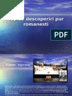 Resurse-multimedia-Top 10 Descoperiri Pur Romanesti