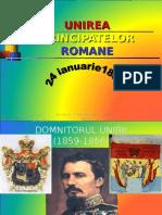 Unirea Principatelor Romane