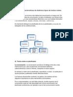 4.Clasificación y Características de Distintos Tipos de Textos Orales