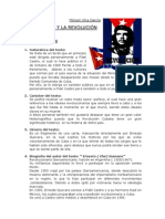 Che Guevara y La Revolución Cubana