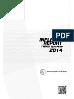 BSP Inflation Report