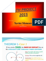 Math Project 2015