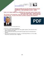2015-03-01 State of Israel v Alenkari (37961-05-12) in the Tel-Aviv District Court – Presided by Judge David Rosen