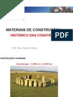 04 - Histórico Das Construções
