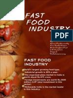 Supply chain Comparison - McDonalds, Dominos, Pizza Hut India