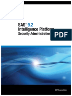 SAS Security Administration Guide