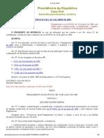 Decreto Nº 6871