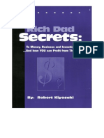 Robert Kiyosaki Rich Dad Secrets