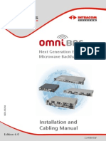 OmniBAS_ IDU_ Installation and Cabling_ Manual_en_ed 6.0