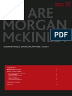 Morgan McKinley Banking and Financial Services Salary Survey Guide - UAE 2014