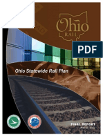 Ohio Statewide Rail Plan - Final Report Complete