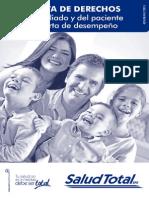 Derechos Afiliados Eps Colombia 2015