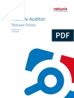 Netwrix Auditor Release Notes