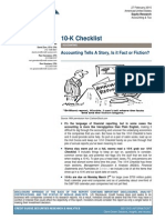 Credit Suisse - 10K Checklist - Accounting Tells a Story (1)