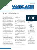 Active Engine Mounts