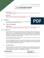 Tema 4- El Mensaje de Pedro- 26 Enero 2015