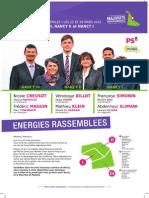 Départementales 2015 - Canton de Nancy-2