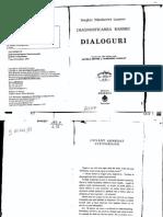 Lazarev - Diagnostic Arderea Karmei - Dialoguri