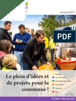 Bulletin Municipal de Saint-Priest-sous-Aixe - Janvier 2015