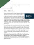 assignment 1 - memorandum (revised)