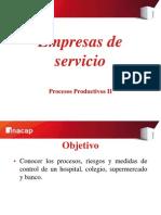 1.- Hospitales