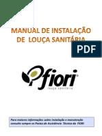Manual de Instalação Fiori