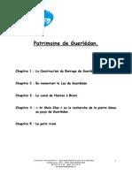 L'histoire de Guerlédan