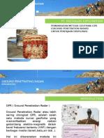 Metode GPR dalam Eksplorasi