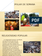 Piedad Popular de Semana Santa