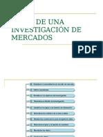Fases de La Investigacion de Mercados(N2)
