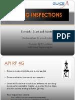 API Rig Inspection