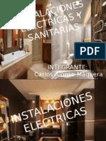 Instalaciones Electricas y Sanitarias