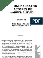 Manual Prueba 16 PF