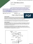 Fatigue Craking of Side Londitudinal