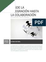 Desde la Integración hasta la colaboración