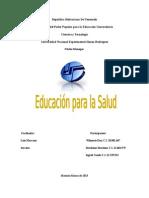 Educ. Salud III