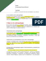 Antropologia cuestionario 1